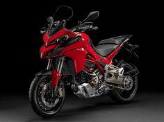 2015 Ducati Multistrada 1200 DVT