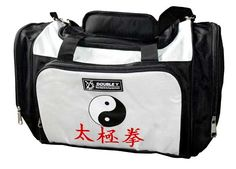 Sac de sport TAI CHI noir by DOUBLE Y