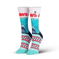 Silly Socks, Crazy Socks, Shark Socks, Good Luck Socks, Jaws Movie, Young Jeezy, Teeth, Unisex, How To Wear