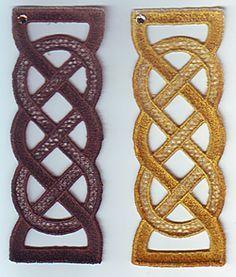 Celtic bookmarks