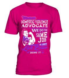 Domestic Violence Advocate violin T-shirt