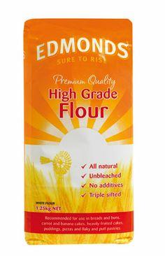 Edmonds High Grade Flour Cook Books, The Cure, 3d