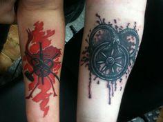 wheel of time tattoo - Google Search