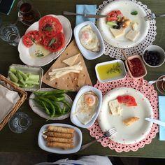 #patiskabağevi nde #kahvaltı #keyfi bambaşka