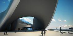 Regium Waterfront - Architecture - Zaha Hadid Architects