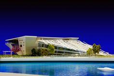 Private Villa Arch Model, Architectural Models, Opera House, Villa, Architecture, Building, Travel, Design, Arquitetura