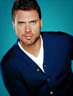 Joshua Morrow as Nicholas Newman... From the young and the restless...