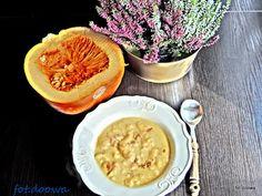 Moje Małe Czarowanie: Zupa dyniowa z lanymi kluskami