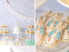 Storybook themed #baby showers: The Tale of Peter Rabbit - via @babycenter @Bump Smitten
