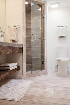 Concrete & Repurposed Wood Counter tops
