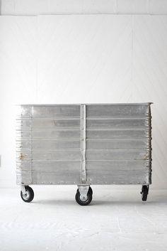 Aluminum Wagon Cart