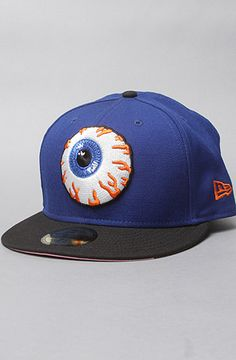 Mishka The Keep Watch New Era Hat Keep Watching 93b123a90db
