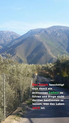 Islam, Mountains, Nature, Travel, Prayers, Do Your Thing, World, Life, Kids