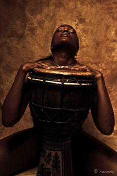 The talking drums of Africa