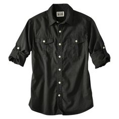 Converse® One Star® Men's Long-Sleeve Shirt
