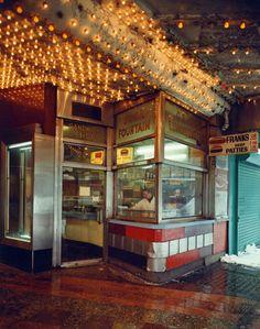 Grand Luncheonette 42nd St, Selwyn Theatre by stevesobczuk, via Flickr