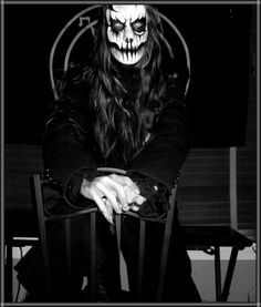 judas iscariot as carach angren ghoul