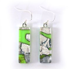 Image result for how to use reactive glass in jewelry