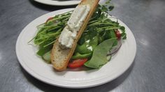 Evas Herb Salad By The Casual Gourmet