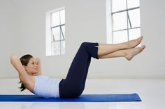 How to Do Triangle Sit-Ups - http://www.amazingfitnesstips.com/how-to-do-triangle-sit-ups