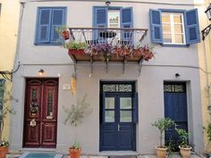 #Amymone Pension in #Nafplio, #Greece Neoclassical, Old Town, Venetian, Greece, Old Things, Hotels, Mansions, Modern, Old City