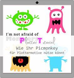 Picmonkey für Plottermotive nutzen // wienermaedchen.blogspot.de
