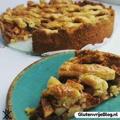 De lekkerste glutenvrije appeltaart EVER!