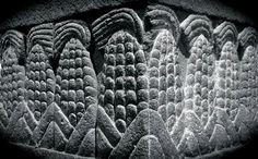 Ancient Mexico. Maiz