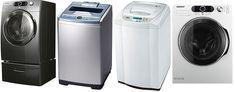 Como escolher e comprar uma maquina de lavar?