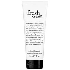 I'm learning all about Philosophy philosophy fresh cream hot salt body scrub at @Influenster!