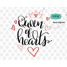Queen of hearts svg, valentine svg Queen Of Hearts Tattoo, Queen Of Hearts Alice, Alice In Wonderland Shirts, Alice In Wonderland Party, Farewell Quotes, Enchanted Book, Disney Silhouettes, Heart Shirt, Silhouette Cameo Projects