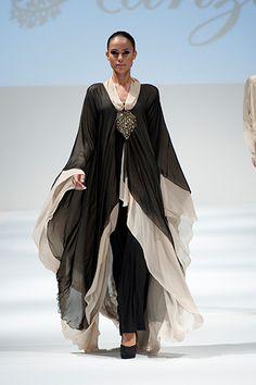 The abaya, bisht, kaftan, caftan,  fashion