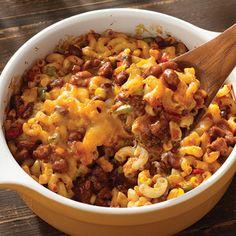 HORMEL Chili** CHILI Mac and Cheese
