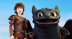 Me when I see anything related to how to train your dragon