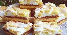 Mennyei Főispánné remeke recept! Anyósom receptje volt, gondoltam megsütöm. Gyorsan elkészül és nagyon finom. 23 × 34 cm-es sütőpapírral bélelt tepsi Good Food, Yummy Food, Christmas Desserts, Cake Cookies, Biscotti, Cheesecake, Dessert Recipes, Food And Drink, Cooking Recipes