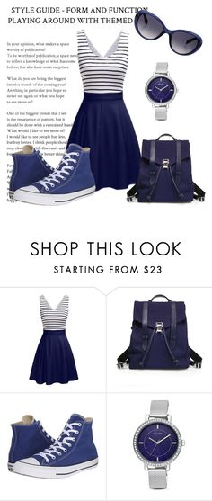 """Summer dress"" by jasmine077 ❤ liked on Polyvore featuring Proenza Schouler, Converse, Nine West and Emilio Pucci"