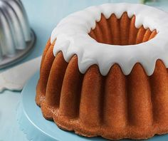 Here is the Recipe of the Year from King Arthur Flour for Lemon Bliss Bundt Cake. Cupcakes, Cupcake Cakes, Cake Recipes, Dessert Recipes, Lemon Recipes, King Arthur Flour, Biscuits, Flan, Let Them Eat Cake