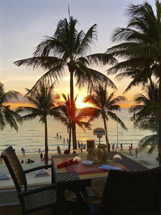 I ordered a tropical sunset for my appetizer on the balcony of Star Lounge at The District Boracay Philippines on White Beach in Station 2