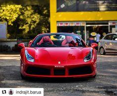 #ferrari #488 #spider #automobiliardent #billionairetoys #rich#followformore #instagood #carporn #cars #likeforlike #instacar #dupontregistry #bigboystatus #doubletap #exoticcars #milliondollarlisting #supercarsdaily700 #supercars #billionaireboysclub #carlifestyle #dupontregistry #supercarsunday #carlifestyle #carsofinstagram #cargasm #ItsWhiteNoise  #Kolkata #India