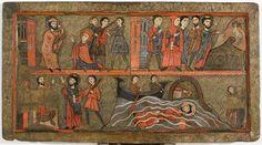 Frontal de altar de Sant Climent de Taüll | Museu Nacional d'Art de Catalunya