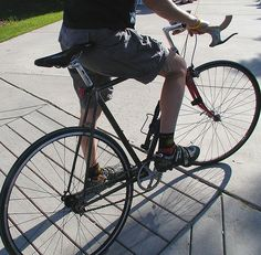 How to Ride a Fixed Gear Bike in 5 Steps