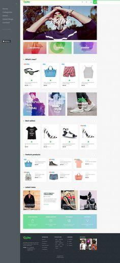 Ves Oshop - New Magento 2 Theme Admin Panel, Pretty Photos, New Theme, Text You, Search Engine Optimization, Typography Design, Logo Design, Logo Branding, Seo