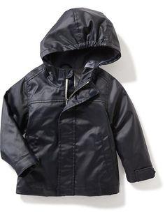 Hooded Rain Jacket Product Image