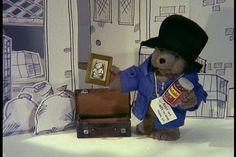 Paddington Bear, based on the books by Michael Bond.