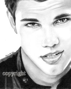 Taylor Lautner Jacob from Breaking Dawn 8x10 Fine by TheBerryPress, $15.00