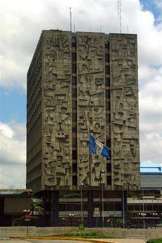Banco de Guatemala/ Bank of Guatemala