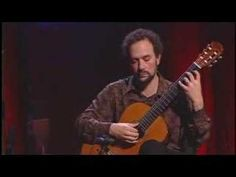 LAGQ Live!: Icarus by Ralph Towner (arr. Kanengiser)    WOW!! They never seize to amaze me. During the intro they are using the classical guitars to get sounds that are no where near traditional. VERY COOL! I love when the groove does kicks in. Beautiful!