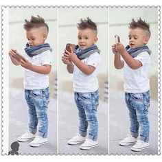 Boys Euro 3 PC Set with Scarf Pant and Shirt ~ ONLY $16.50 ~ http://www.dashingbaby.com/collections/boys-kids-clothes/products/boys-euro-3-pc-set-with-scarf-pant-and-shirt