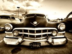 Cadillac Vintage...it is art...truly.