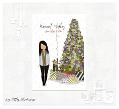 Holiday Cards, Connect, Portraits, Group, Boutique, Digital, Unique Jewelry, Board, Handmade Gifts